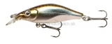 Wobler Team Cormoran Shallow Baby Shad Reloaded 4cm chrome plotica