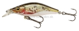 Wobler Team Cormoran Shallow Baby Shad Reloaded 4cm krvavá plotica