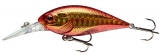 Wobler Team Cormoran Bass Diver 5,5cm red chrome