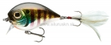 Wobler Team Cormoran Belly Dog N 6,8cm chrome perch