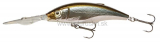 Wobler Team Cormoran X-Deep Shad 8,7cm chrome plotica