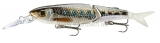 Wobler Team Cormoran Live Bone 9cm rainbow chrome