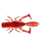 Gumenná nástraha Daiwa Duckfin BUG 5cm 1ks burning red