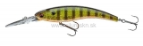 Wobler DAIWA PROREX Diving Minnow DR 8cm Gold perch
