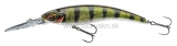 Wobler DAIWA PROREX Diving Minnow DR 8cm Live perch