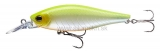 Wobler DAIWA Tight Wave Shad 7,5cm Chartreuse back pearll