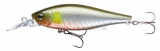 Wobler DAIWA Tight Wave Shad 7,5cm Roach