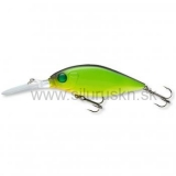 Wobler Team Cormoran Belly Diver N 7,2cm lime perch