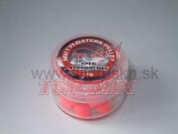 TOP MIX soft floaters pelety 7mm jahoda 6g