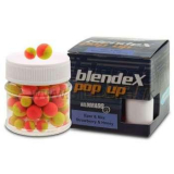 Haldorádó Boilies BlendeX PopUp Method 8-10mm jahoda-med 20g