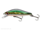 Wobler DAIWA Wise Minnow Platinum green 5cm