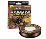 Šnúra SPIDER Stealth Camo 110m 0,12mm