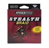 Šnúra SPIDER Stealth Moss Green 137m 0,12mm