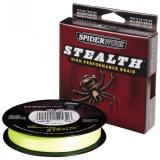 Šnúra SPIDER Stealth Yellow 137m 0,17mm