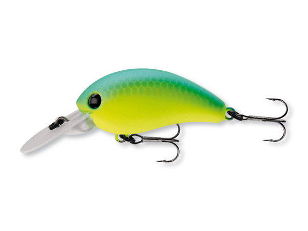 Wobler DAIWA Baby Crank Chartreuse 3,5cm