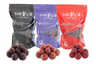 The One Red boiled boilies 18mm 1 kg