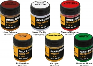 DIP Browning Match & Feeder dip extreme 30ml Bubble Gum