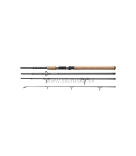 Prút DAIWA MEGAFORCE TRAVEL PILK 2.40M 200-400G