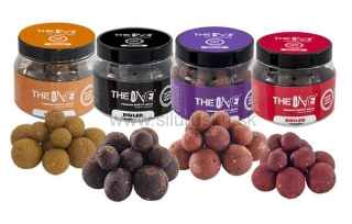 Boilies na háčik The One Gold 150g soluble boilies (mix 14-18-20mm)