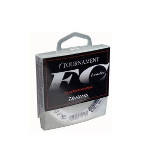 Vlasec DAIWA Tournament Fluorocarbon 50m 0,26mm
