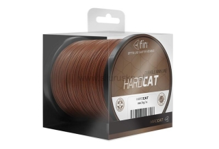 Šnúra FIN HARD CAT main line 250m/červ.h 0,80mm 78,2kg