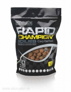 Boilies MIVARDI Rapid Champion Platinum - Crazy Liver (950g | 24mm)
