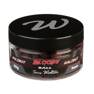 Boilies SERIA WALTER Bloody 9mm Halibut 30g