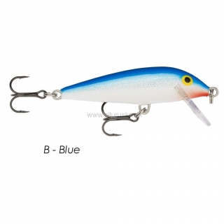 Wobler Rapala Count Down 5cm S