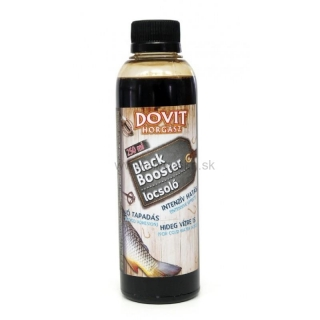 Aróma Dovit Black Booster korenistý med 250ml