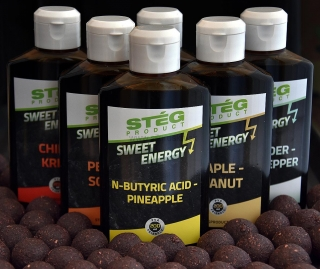 Tekutá aróma Stég Product Sweet Energy Broskyňa - Scopex 200ml