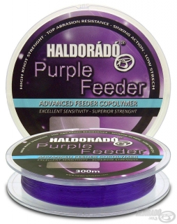 Vlasec Haldorádó Purple feeder 0,20mm 300m