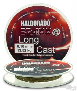 Šnúra Haldorádó Braxx Long Cast 10m 0,18mm