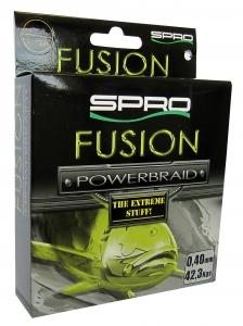 Šnúra SPRO Fusion Powerbraid 0,33mm/110m