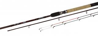 "Prút SPRO DG Carp Fighter ""H"" Boatfeeder 3,00m 40-130g"