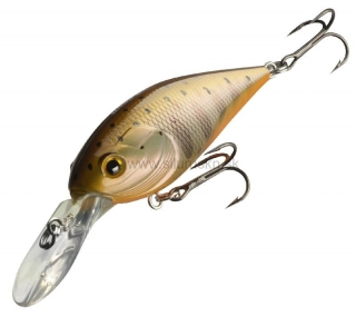 Wobler Team Cormoran Bass Diver 5,5cm golden shiner
