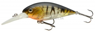 Wobler Team Cormoran Bass Diver 5,5cm ostriež transparent