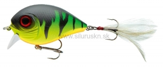 Wobler Team Cormoran Belly Dog N 6,8cm firetiger
