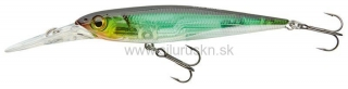 Wobler Team Cormoran Live Bone 9cm ghost shiner