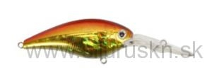 Wobler DAIWA - UK D'Crank Lazer Red Gold