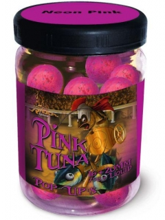 Boilies Radical Neon Pop Up Pink Tuna 16+20mm