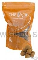 The One Gold Soluble boilies 18mm 1 kg