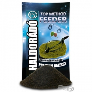 Krmivo HALDORADO Top Method Feeder Premium Halibut 800g