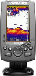 Sonar LOWRANCE Hook-4x Chirp so sondou