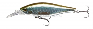 Wobler DAIWA Tight Wave Shad 7,5cm Metallic wakasagi