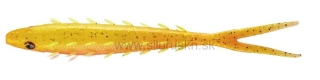 Gumenná nástraha Daiwa PROREX Pelagic Shad 14cm Hot yellow orange