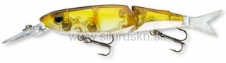 Wobler Team Cormoran Tiny Bone 9cm rusty transparent