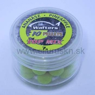 TOP MIX wafters pelety 10mm ananás 7g