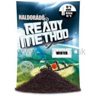 Krmivo HALDORADO Ready Method Winter 800g