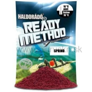 Krmivo HALDORADO Ready Method Spring 800g
