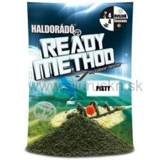 Krmivo HALDORADO Ready Method Pisty 800g